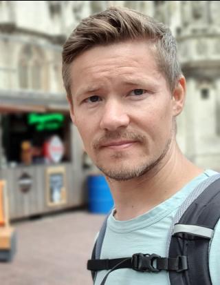 Sightrunner Florian Müller