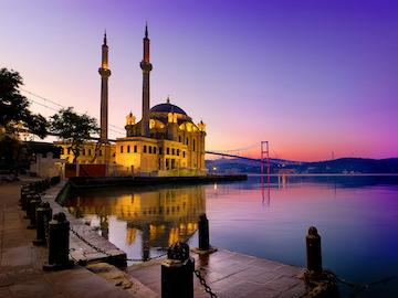 Bosphorus Coastline