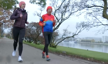Sightrunning Linz - with Andreas